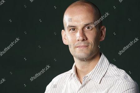Stock Picture of Simon Lelic
