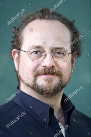 Stock Picture of Stuart MacBride