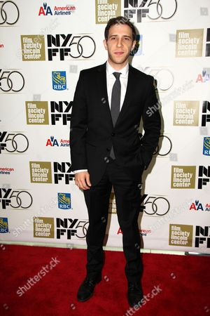Editorial image of 'Not Fade Away' Film Premiere, New York, America - 06 Oct 2012