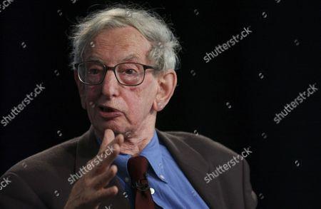 Historian Eric Hobsbawm