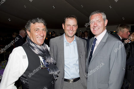 Editorial photo of Alfred Dunhill Links Pro-Am Championship Dinner, St Andrews, Scotland, Britain - 05 Oct 2012