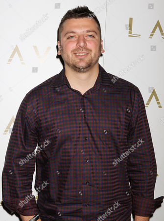 Stock Picture of Chris Manzo