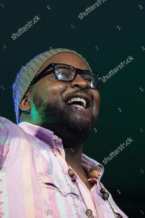 Stock Picture of Jaz Ellington