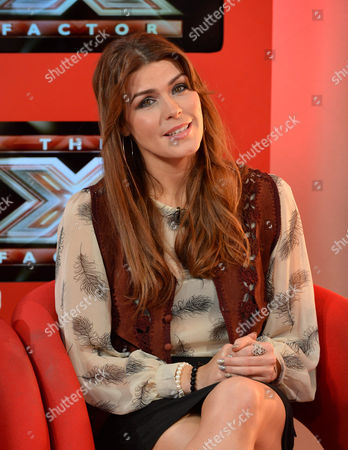 X Factor Evictee - Carolynne Poole