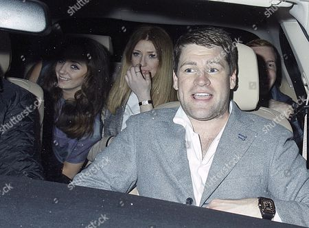 Guest, Nicola Roberts and Charlie Fennell