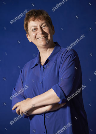 Stock Picture of Anne Enright