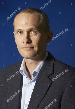 Stock Picture of David Vann