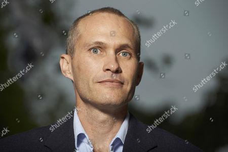 Stock Photo of David Vann