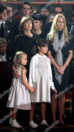 Editorial photo of Funeral for reburial of Serbian Prince Pavle Karadjordjevic, Princess Olga and their son Nikola, Topola, Serbia - 06 Oct 2012
