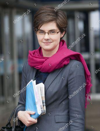 Chloe Smith, MP for Norwich North