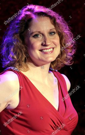 Editorial image of Press Preview at 54 Below!, New York City, New York, America - 04 Oct 2012