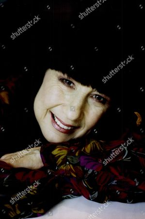Judith Durham Singer And Former Member Of The Seekers Pop Group In The Sixties.