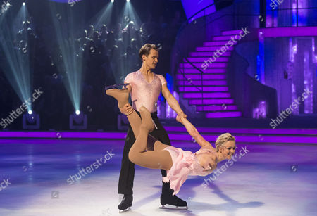 Editorial picture of 'Dancing on Ice Goes Gold' TV Programme,  Elstree Studios, Borehamwood, Britain  - Mar 2012