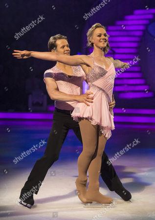 Stock Image of Pippa Wilson and Mark Hanretty