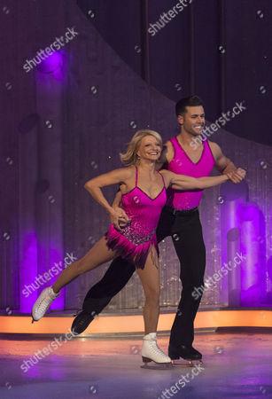 Olga Korbut and Matthew Gonzalez