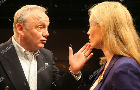 Editorial picture of 'The White House Murder Case' play, The Orange Tree theatre, Richmond, Surrey, Britain - 09 Oct 2012