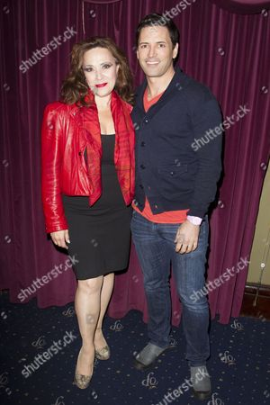 Harriet Thorpe and Sean Palmer