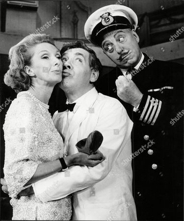 Stock Picture of Actor Alfie Bass (c) And Bill Fraser (r) And Georgina Cookson In Television Programme 'bootsie And Snudge' Alfred Bass (born Abraham Basalinsky [1] 12 April 1916[2] A 15 July 1987) Was An English Actor. He Was Born In Bethnal Green London The Youngest In A Jewish Family With Ten Children; Their Parents Had Fled Persecution In Russia.[3] He Appeared In A Variety Of Stage Film Television And Radio Productions Throughout His Career.