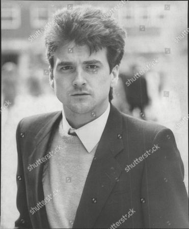 Stock Picture of Les Mckeown Of Pop Group Bay City Rollers At Leeds Crown Court The Bay City Rollers Were A Scottish Pop Band Whose Popularity Was Highest In The 1970s. The British Hit Singles & Albums Noted That They Were 'tartan Teen Sensations From Edinburgh' And Were 'the First Of Many Acts Heralded As The 'biggest Group Since The Beatles' And One Of The Most Screamed-at Teeny-bopper Acts Of The 1970s'.[1] For A Relatively Brief But Fervent Period (nicknamed 'rollermania') They Were Worldwide Teen Idols. The Group's Line-up Featured Numerous Changes Over The Years But The Classic Line-up During Its Heyday Included Guitarists Eric Faulkner And Stuart Wood Singer Les Mckeown Bassist Alan Longmuir And Drummer Derek Longmuir.