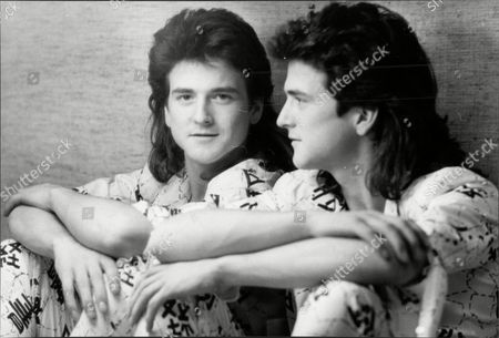 Les Mckeown Of Pop Group Bay City Rollers The Bay City Rollers Were A Scottish Pop Band Whose Popularity Was Highest In The 1970s. The British Hit Singles & Albums Noted That They Were 'tartan Teen Sensations From Edinburgh' And Were 'the First Of Many Acts Heralded As The 'biggest Group Since The Beatles' And One Of The Most Screamed-at Teeny-bopper Acts Of The 1970s'.[1] For A Relatively Brief But Fervent Period (nicknamed 'rollermania') They Were Worldwide Teen Idols. The Group's Line-up Featured Numerous Changes Over The Years But The Classic Line-up During Its Heyday Included Guitarists Eric Faulkner And Stuart Wood Singer Les Mckeown Bassist Alan Longmuir And Drummer Derek Longmuir Date Unknown.