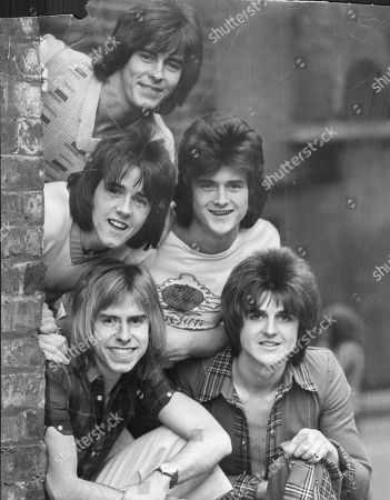 Pop Group Bay City Rollers The Bay City Rollers Were A Scottish Pop Band Whose Popularity Was Highest In The 1970s. The British Hit Singles & Albums Noted That They Were 'tartan Teen Sensations From Edinburgh' And Were 'the First Of Many Acts Heralded As The 'biggest Group Since The Beatles' And One Of The Most Screamed-at Teeny-bopper Acts Of The 1970s'.[1] For A Relatively Brief But Fervent Period (nicknamed 'rollermania') They Were Worldwide Teen Idols. The Group's Line-up Featured Numerous Changes Over The Years But The Classic Line-up During Its Heyday Included Guitarists Eric Faulkner And Stuart Wood Singer Les Mckeown Bassist Alan Longmuir And Drummer Derek Longmuir.