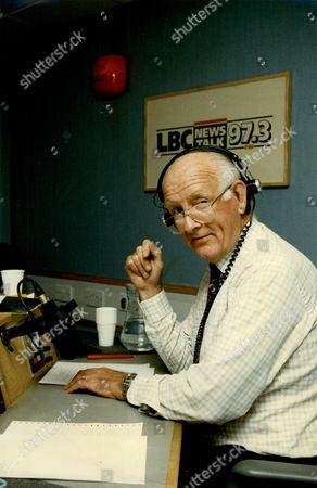 Frank Bough Radio Presenter.