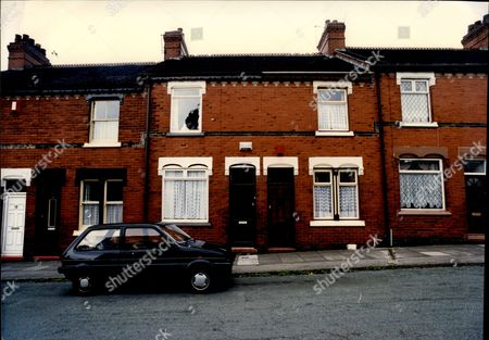 Number 10 Tirley Street Fenton Stoke On Trent - The Birth Place Of Frank Bough.