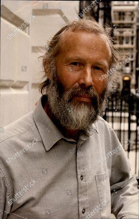 Sir Chris Bonington Mountaineer.