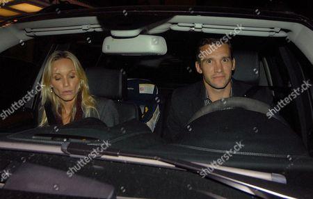 Andriy Shevchenko and wife Kristen Pazik