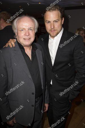 Michael Attenborough and Samuel West