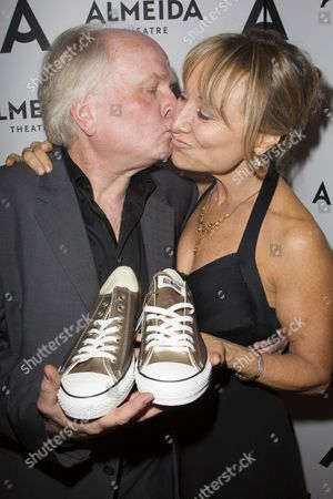 Michael Attenborough (Artistic Director) and Karen Lewis