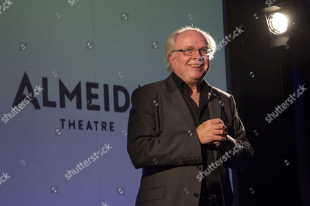 Michael Attenborough (Artistic Director) announces that he is to step down at the after party for King Lear to celebrate Michael Attenborough's 10th Anniversary at the Almeida Theatre