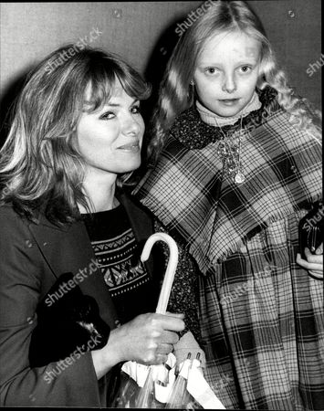 Actress And Model Julie Ege And Daughter Joanna (7yo) Julie Ege (12 November 1943 A 29 April 2008) Was A Norwegian Actress And Model. Ege Was Born In Hayland Sandnes; She Was A Miss Norway And Miss Universe Contestant And A Penthouse Pet. In 1967 She Moved To England As An Au Pair To Improve Her English And Also Studied At A Language School. She Made Her Film Debut In A Low Budget Norwegian Film Stompa Til Sjas (jennings At Sea). Ege Appeared In 1969's On Her Majesty's Secret Service As Helen The 'scandinavian Girl.' She Later Starred In Hammer Film Productions' Creatures The World Forgot And The Legend Of The 7 Golden Vampires. Other Appearances Include The Gluttony Segment Of The Magnificent Seven Deadly Sins. She's Probably Best Remembered For Her Role In The 1971 Comedy Hit Film 'up Pompeii' Alongside Frankie Howerd. She Played 'voluptua' A Roman Ruler. Her Voice However Was Overdubbed By Another Actress For The Film. Her Famous Punchline Being When Told 'it's Nice' Replies Slowly ' Yes I Know I've Tried It'. In A Uk Tv Documentary A Few Years Before Her Death She Stated That She Never Minded Being Labelled A Glamour Actress And That It Had Been A Good Life Which Basically Helped Pay The Bills. Ege Was Married And Divorced Twice And Had Two Daughters. She Lived In Oslo Where She Worked As A Nurse Until Her Death From Breast Cancer Aged 64. She Had Previously Been Treated For Breast Cancer And Lung Cancer.
