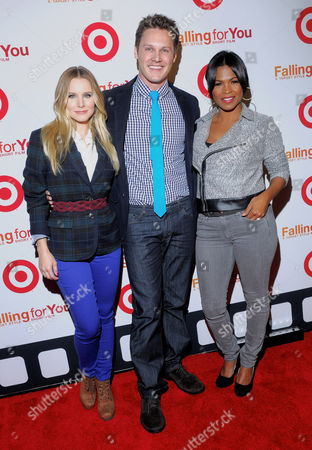 Editorial picture of 'Falling For You' film presentation by Target, New York, America - 10 Oct 2012