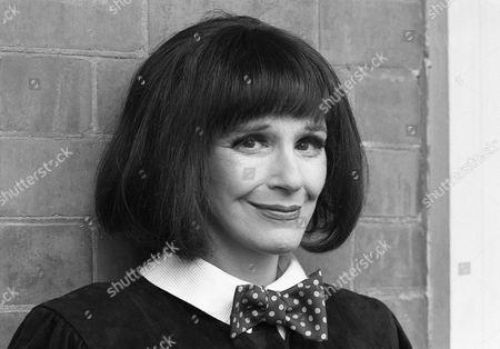 Actress Fenella Fielding 1984