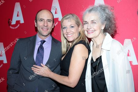 Editorial photo of Opening Night of Atlantic Theater Company's 'Harper Regan', New York, America - 11 Oct 2012