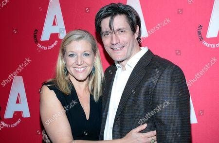 Editorial photo of Opening Night of Atlantic Theater Company's 'Harper Regan', New York, America - 11 Oct 2012