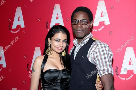Editorial picture of Opening Night of Atlantic Theater Company's 'Harper Regan', New York, America - 11 Oct 2012