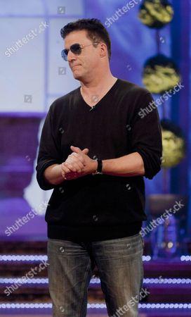 Stock Image of Andrew Monk [Simon Cowell]