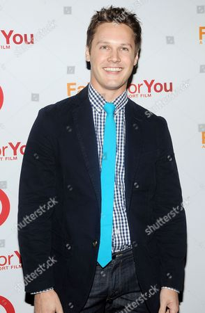 Editorial photo of 'Falling For You' film presentation by Target, New York, America - 10 Oct 2012