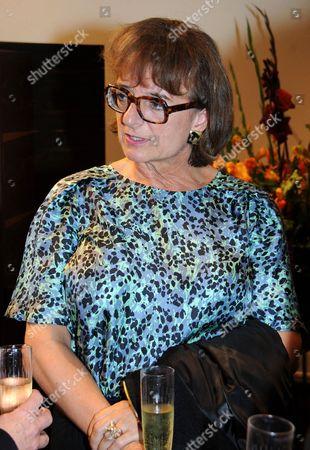 Stock Image of Rosa Monkton