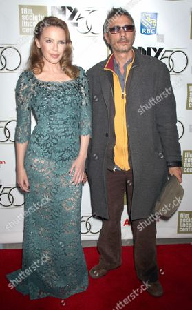 Kylie Minogue and Leos Carax