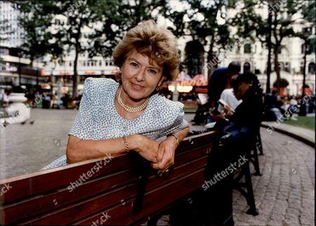 Actress Patricia Driscoll.