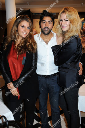 Stock Picture of Tarun Mahrotri and guests