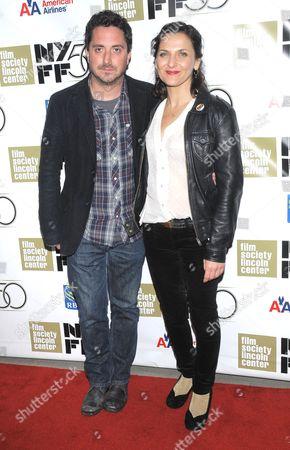 Pablo Larrain and Antonia Zegers