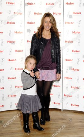 Nicola Tappenden and daughter Poppy