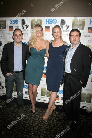 Tom Donahue, Kate Upton, Kate Lacey and Ilan Arboleda