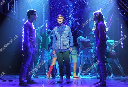 'Loserville' - Eliza Hope Bennett as Holly and Richard Lowe as Lucas and Aaron Sidwell as Michael