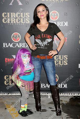 Guest and Danielle Harris