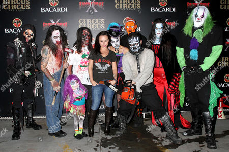 Danielle Harris and scary characters